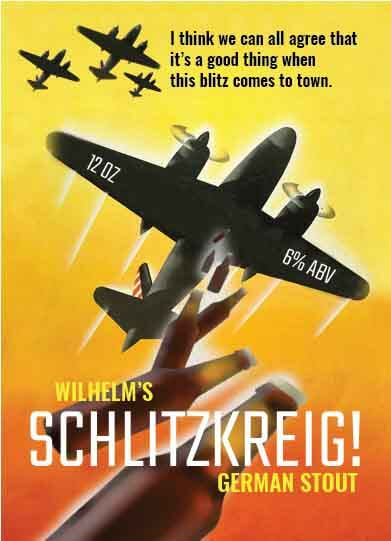 Picture of Schlitzkrieg Volo