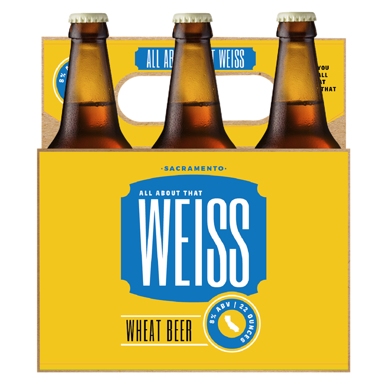 Picture of All About Weiss 6-Pack Carrier