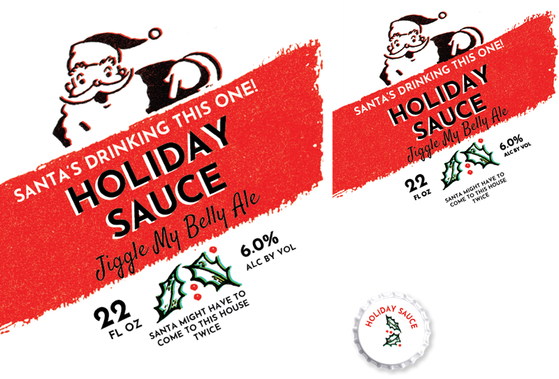 Picture for category Holiday Sauce Design- Winter Holidays