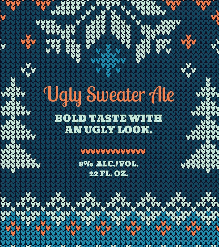 Picture of Ugly Sweater Metal Sign