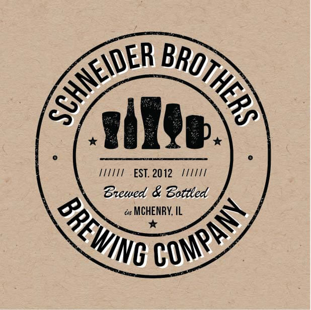 Picture of Schneider Bros Coaster, Single Sided