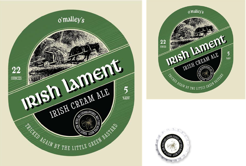 Picture for category Irish Lament Design
