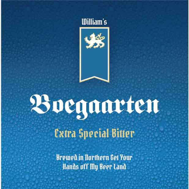 Picture of Boegaarten Coaster, Single Sided
