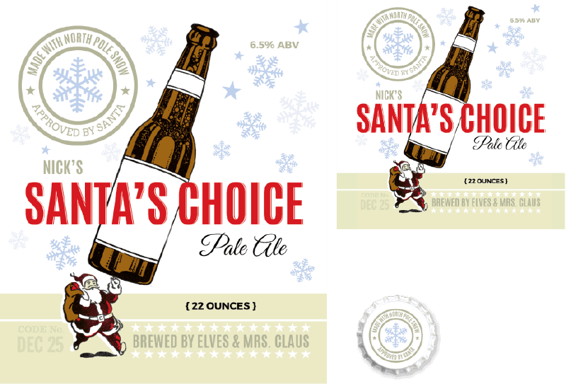 Picture for category Santa's Choice Design