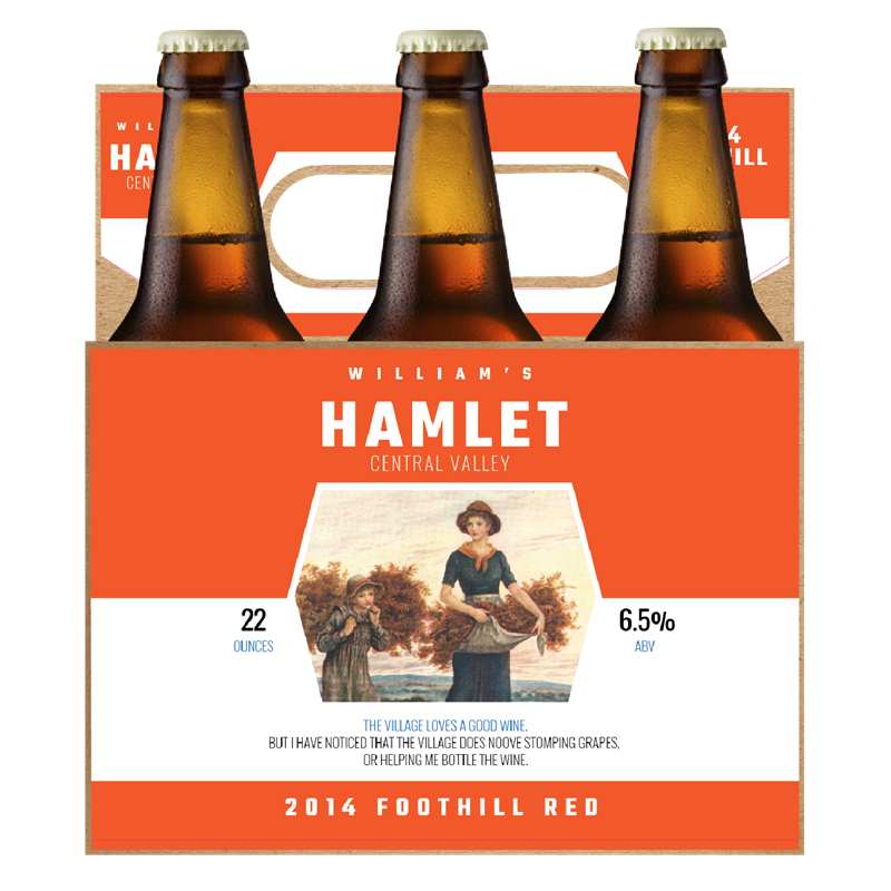 Picture of Hamlet 6-Pack Carrier