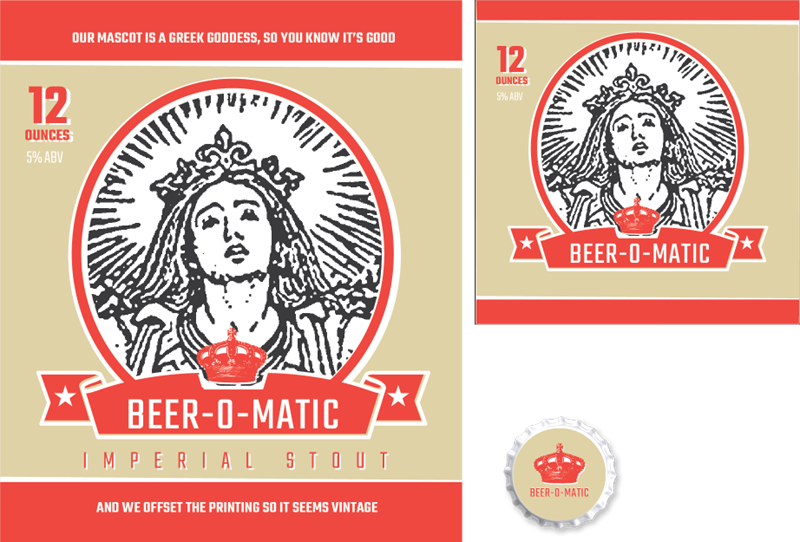 Picture for category Beer-o-matic Design