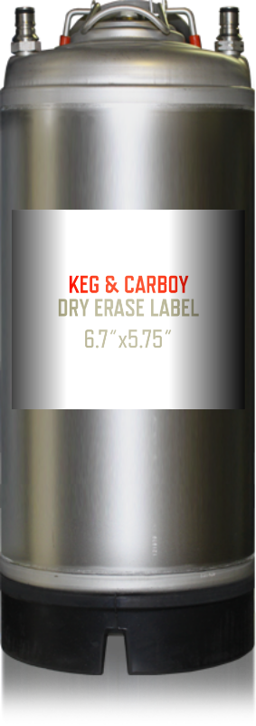 Picture for category Keg Label