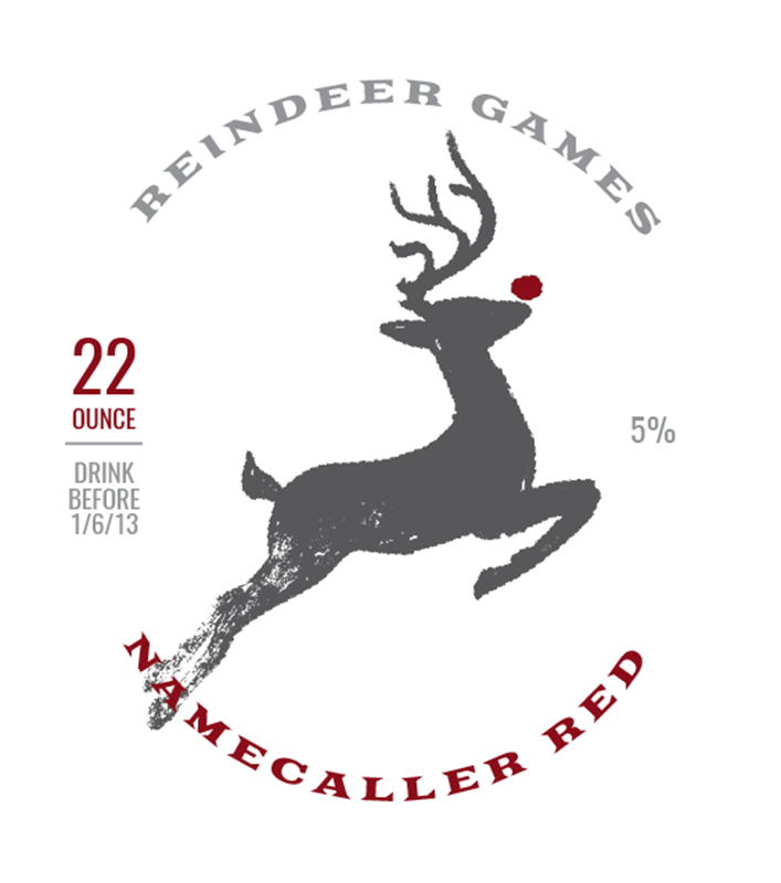 Picture of Reindeer Games Oval Set