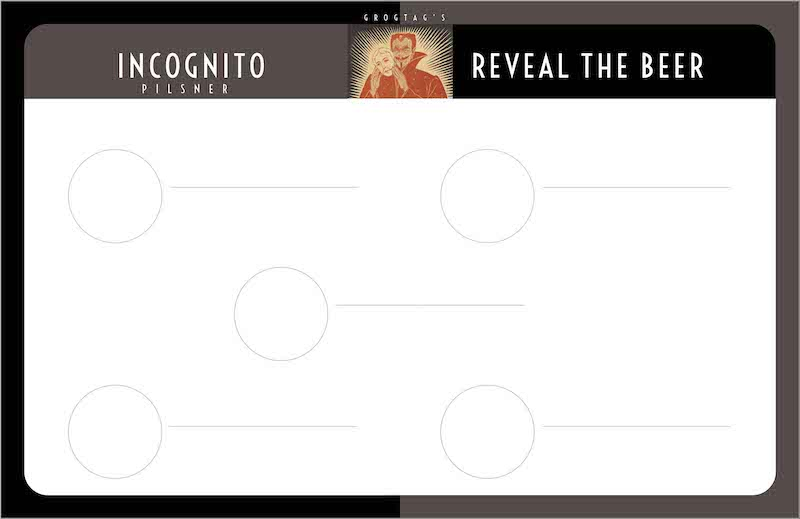 Picture of Incognito Tasting Mat