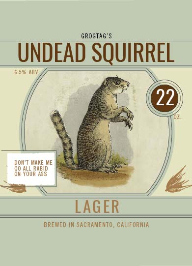 Picture of Undead Squirrel Basic