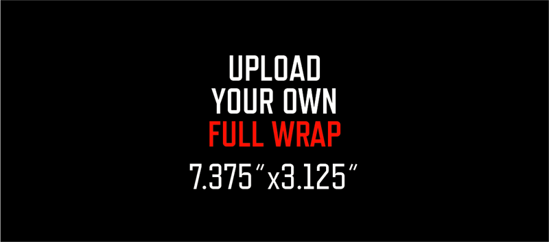 Picture of Upload Your Own Fullwrap