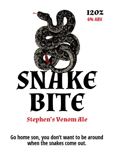 Picture of Snakebite Basic