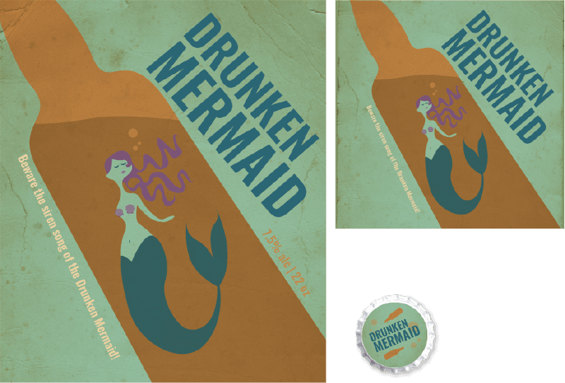 Picture for category Drunken Mermaid Design