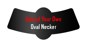 Picture of Upload Your Own Oval Necker