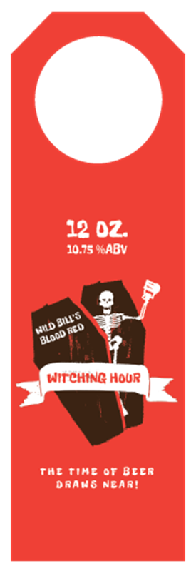 Picture of Witching Hour Hangtag