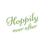 Picture of Hoppily Ever After Bottle Cap