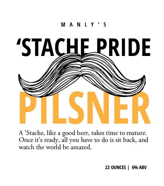 Picture of Stache Pride Square Set