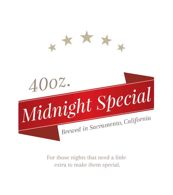 Picture of Midnight Special Metal Sign