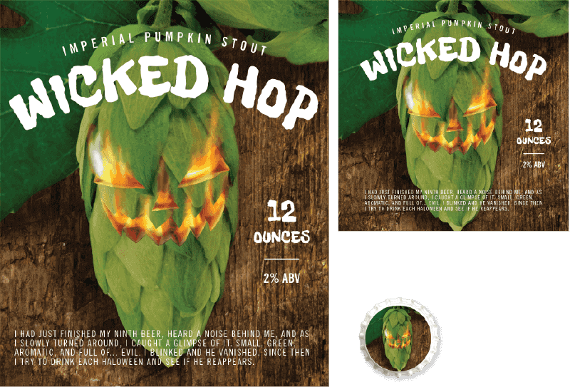Picture for category Wicked Hop Design