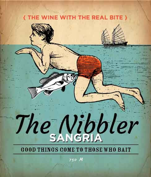 Picture of Nibbler Wine Label