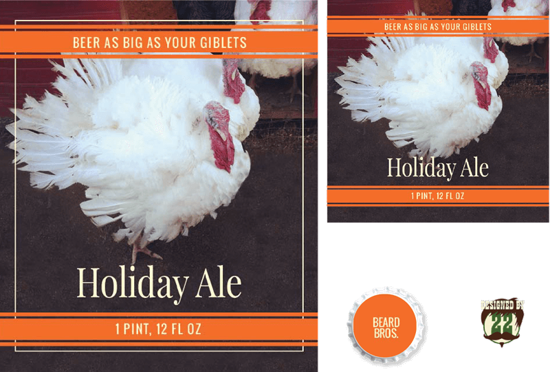 Picture for category Holiday Turkey Design, Eric Scheel