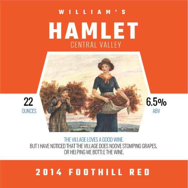 Picture of Hamlet Coaster, Single Sided