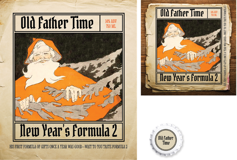 Picture for category Father Time Design - Winter Holidays