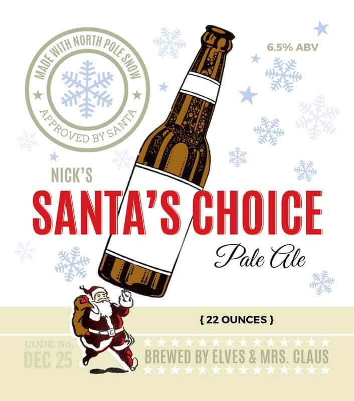 Picture of Santa's Choice Square Set