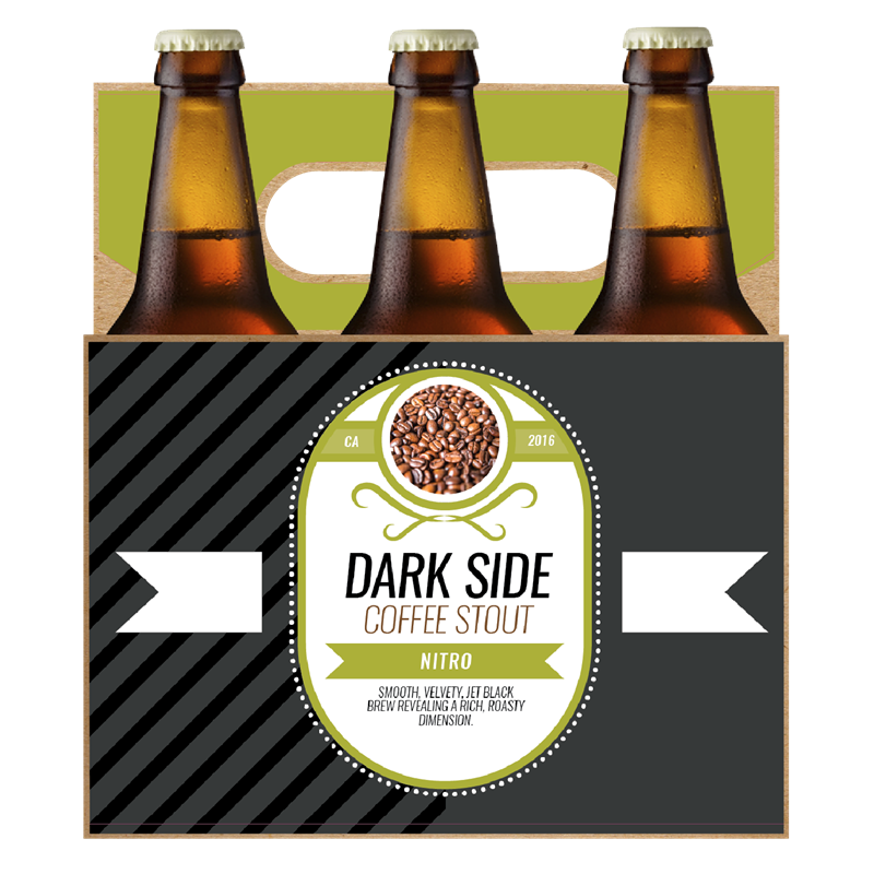 Picture of Dark Side 6-Pack Carrier