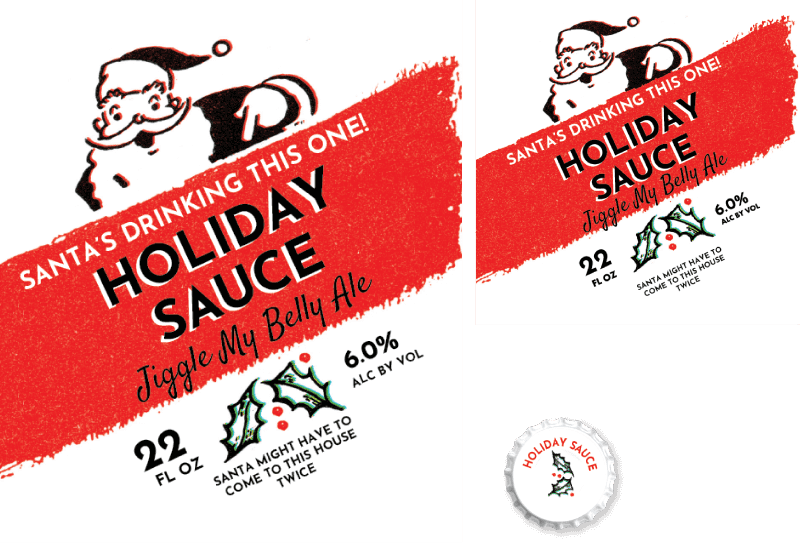 Picture for category Holiday Sauce Design