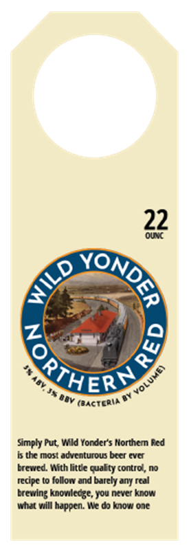 Picture of Wild Yonder Hangtag