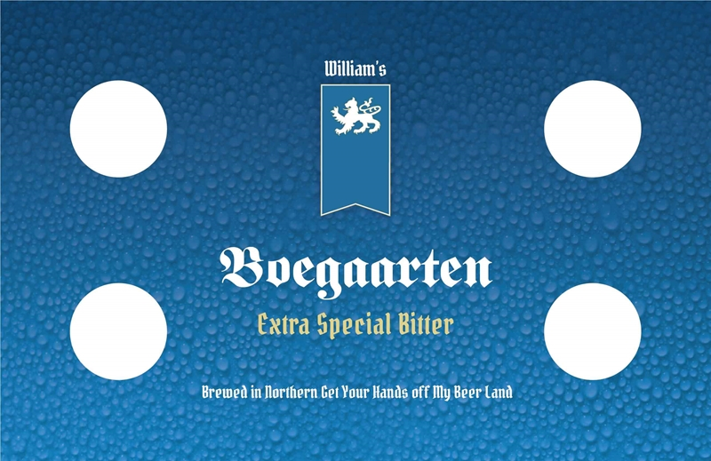 Picture of Boegaarten Tasting Mat