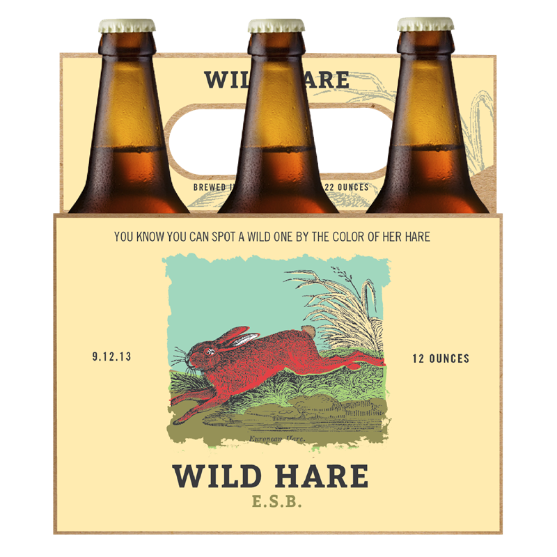Picture of Wild Hare 6-Pack Carrier