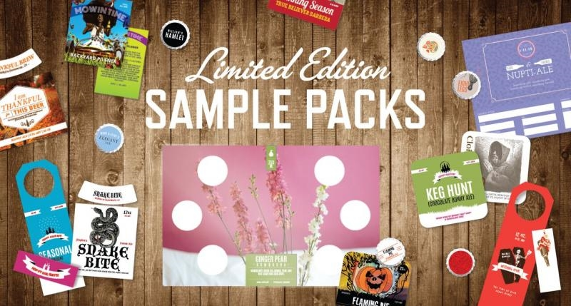 Picture of Mini Sample Pack