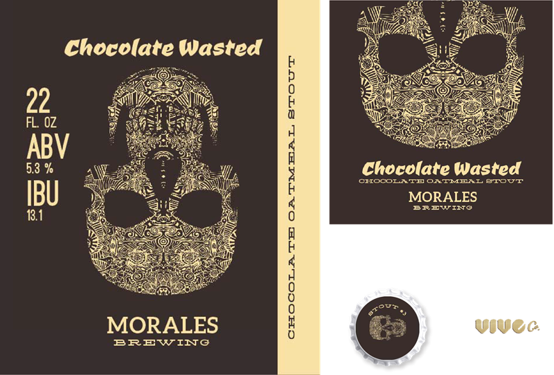 Picture for category Chocolate Wasted Guest Design, Andres Morales