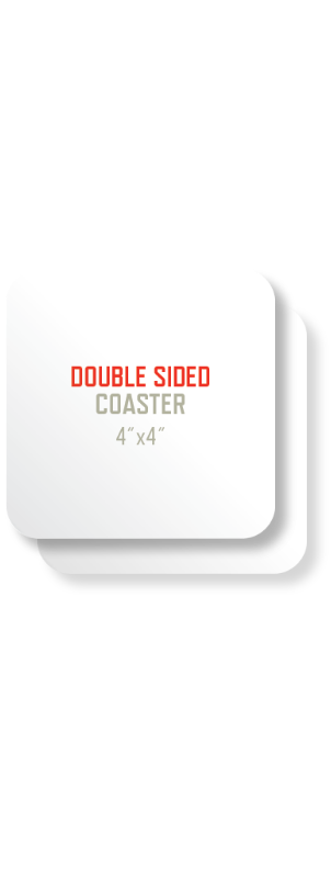 Picture for category Double Sided Coasters
