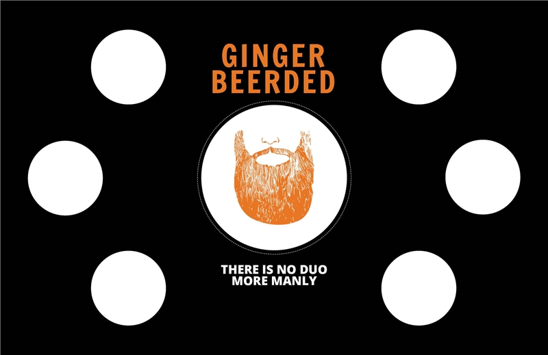 Picture of Ginger Beerded Tasting Mat