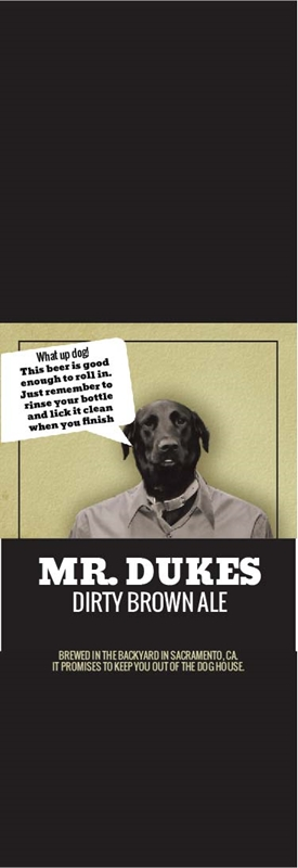 Picture of Mr. Duke TalkBack Hangtag