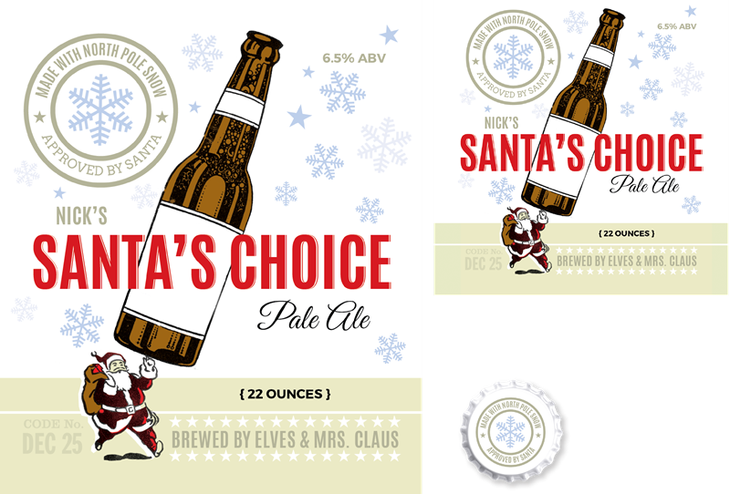 Picture for category Santa's Choice Design - Winter Holidays