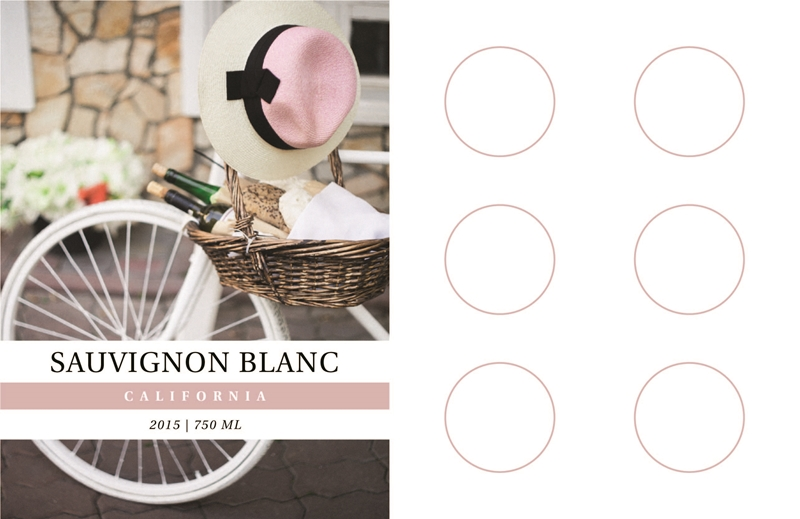 Picture of Blanc Photo Tasting Mat