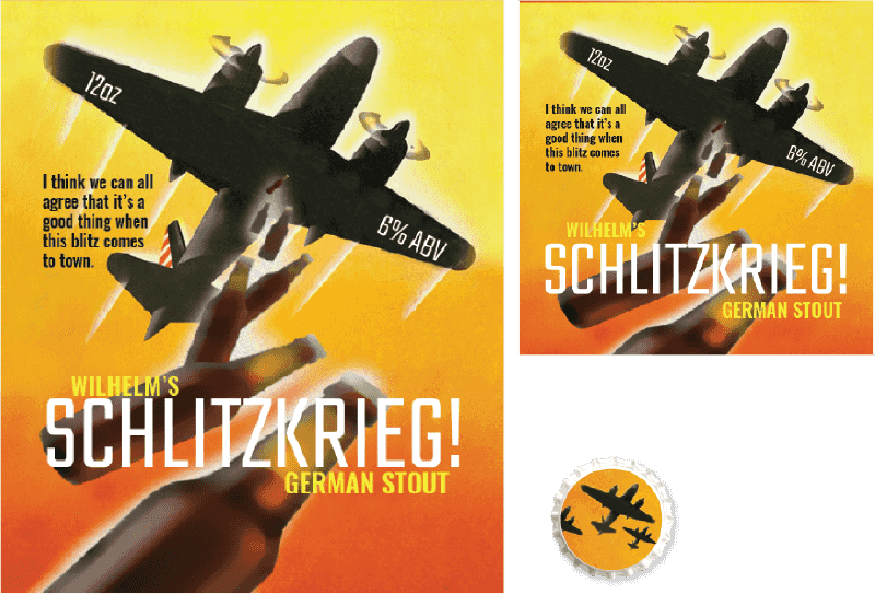 Picture for category Schlitzkrieg Design