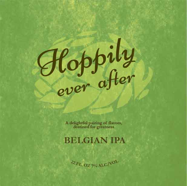 Picture of Hoppily Ever After Coaster, Single Sided