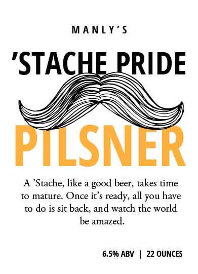 Picture of Stache Pride Volo