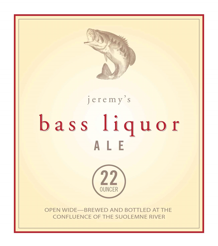 Picture of Bass Liquor Metal Sign