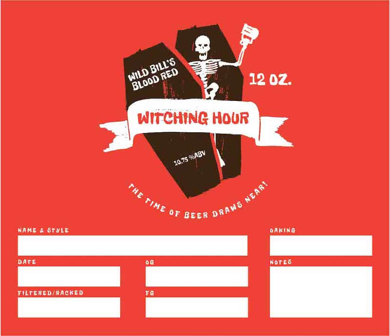 Picture of Witching Hour Keg