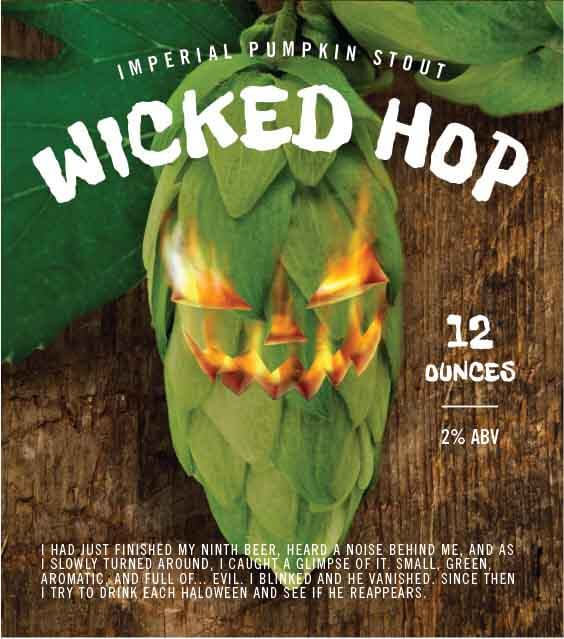 Picture of Wicked Hop Square Set