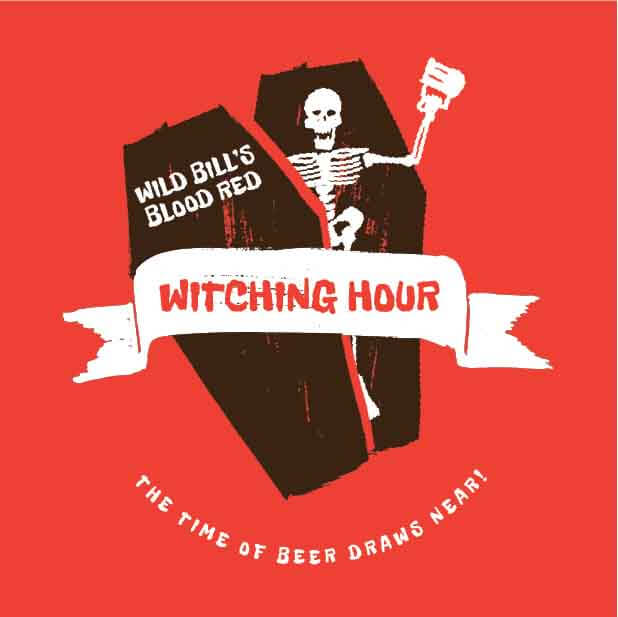 Picture of Witching Hour Coaster, Single Sided