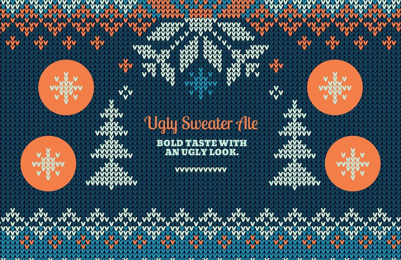 Picture of Ugly Sweater Tasting Mat