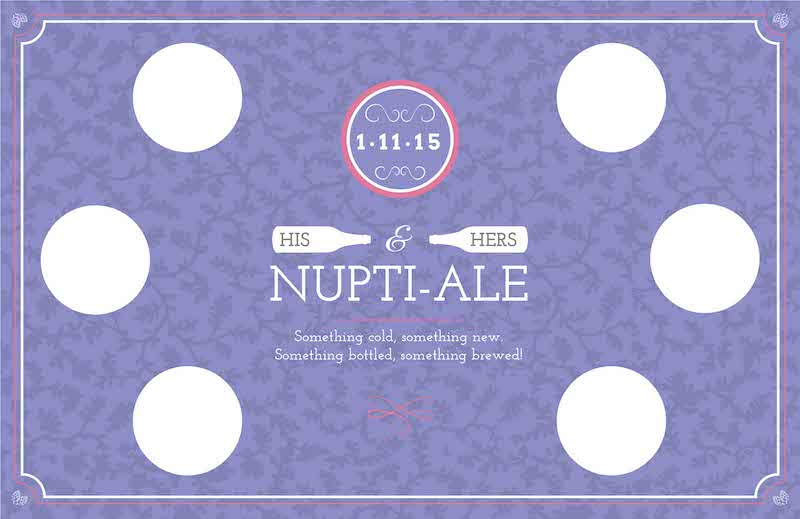 Picture of Nuptial-Ale Tasting Mat